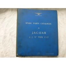 Spare Parts Catalogue For Jaguar 4.2 E Type 2+2