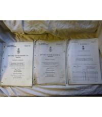 Anti-Skid System, Maxaret Dunlop Technical Handbook's (3)