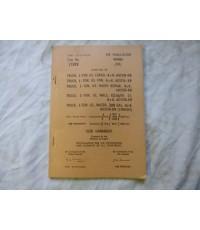 Truck 1-Ton, G.S. Austin K9 User Hand Book Army Code 17829