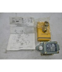 Ex Military Square D Heavy Duty Oil Tight Limit Switch.