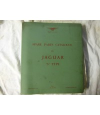 Jaguar S Type Spare Parts Catalogue