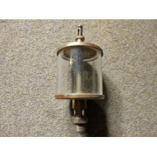 SOLID BRASS DRIP FEED OILER 500ML CAPACITY
