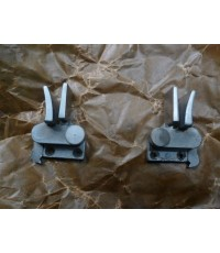 Silver Window Lock' (pair) 2510-99-809-6463