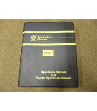 LEYLAND Reliance Operators Manual 22457