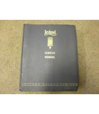 Leyland Service Manual Freightline Range 22457