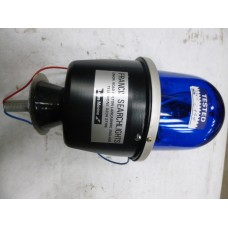 Genuine Lucas Marine Emergency Blue Light 24Volt