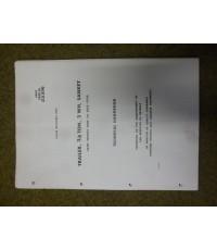 Trailer 3/4 Ton, 2WH Sankey Technical Handbook 22376