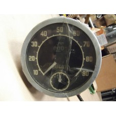 Austin A70 Smiths Industries Speedo & Clock Cluster SM/X.70906/12