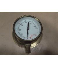 Brass Pressure Gauge Approx. 3