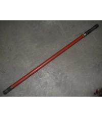 Halfshaft 24/10 spline 121cm