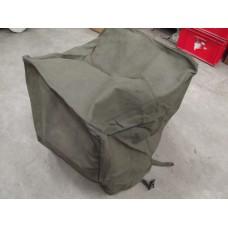 Green Canvas Box Cover 19
