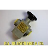 Valve Assembly Needle Handwheel Operation 5000PSI X35-2185/BR