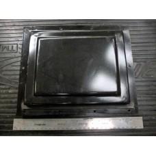 Ex military black vent 280cm x 230cm