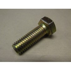 M12 x 35 Yellow Zinc Plated DIN 933 8.8 Bolts(Qty. 98)