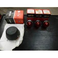 Genuine LUCAS Stop Tail Light Set With Electronic Flasher - 2990-99-817-5416