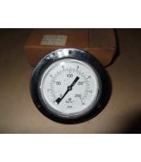 Pressure Gauge 0-14 bar 0-200 lbf/in  6685 99 136 5854